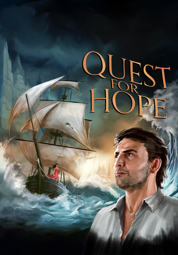 Quest For Hope by The Red Dress