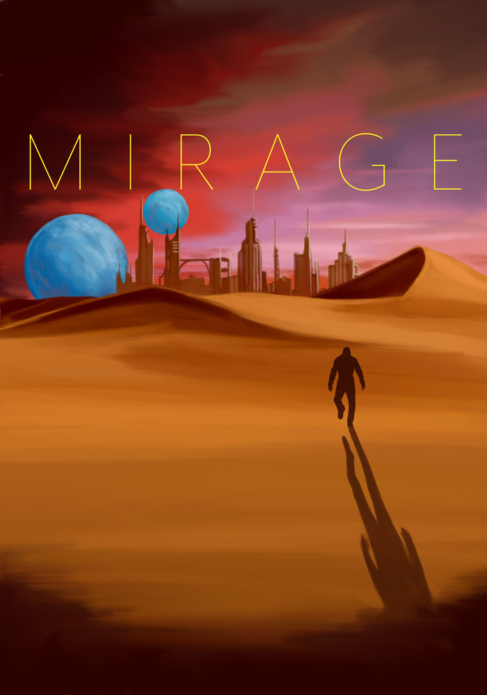 Mirage by The Red Dress
