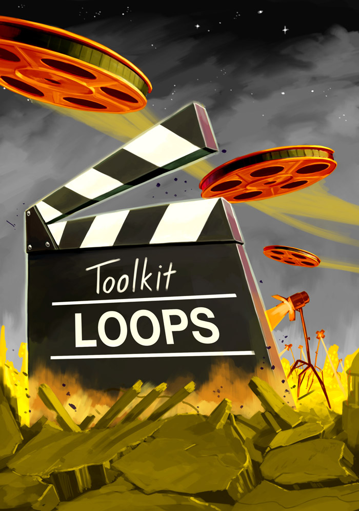 Toolkit - Loops by The Red Dress