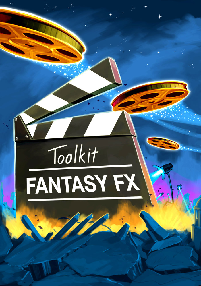 Toolkit - Fantasy FX by The Red Dress