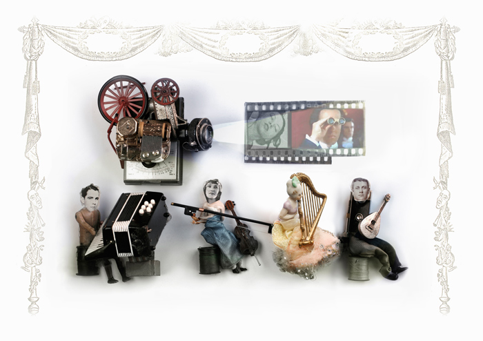 Classical Collectables 2 - At The Movies by Polly Becker